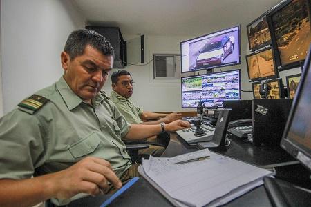 Sistema de video protección ayudó a disminuir en casi un 30% los delitos en San Pedro de la Paz