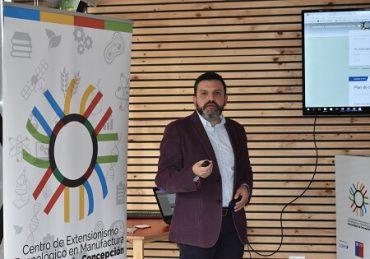 Cetma y Corfo lanzan el sistema de autodiagnóstico para Pymes en la Región del Bío – Bío