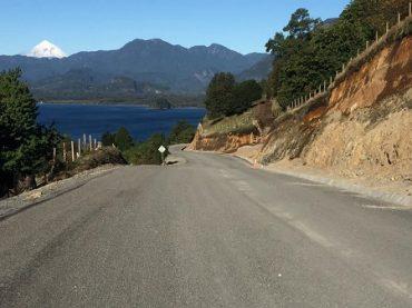 Berger (RN) emplazó al MOP aclarar futuro de inconclusa obra vial que une Bocatoma y Coñaripe en Panguipulli