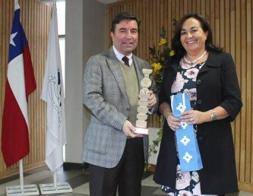 Convenio de Colaboración entre la FCJE-UFRO y la Tesorería General de la República