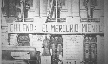 Proyección de El diario de Agustín en ciclo sobre cine chileno: jueves 18 de mayo, 19 horas