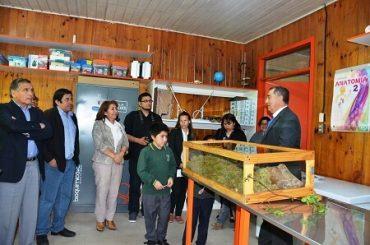 Gobierno de la presidenta Michelle Bachelet ha aumentado en 800 % presupuesto de Educación Pública en la Región de Los Ríos