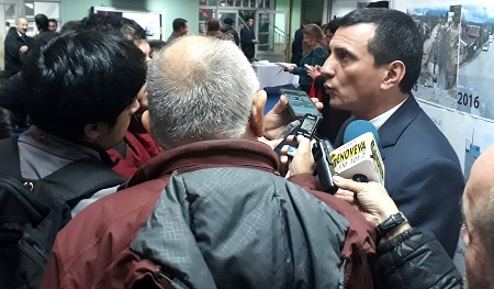 Gobierno en Los Ríos presenta querella por hechos de violencia registrados en Panguipulli
