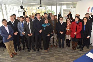 Gobierno en Los Ríos y Cámara Chilena de la Construcción firman convenio para mejorar inversión pública en la región