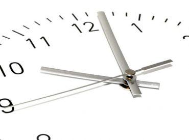 Este sábado 6 de abril comenzará el horario de invierno