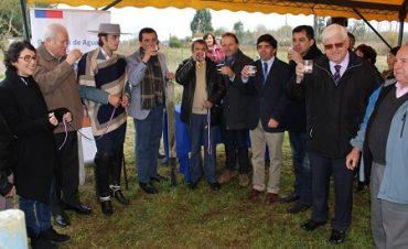 Crece red de agua potable rural en la Región de Los Ríos con inauguración de nuevo APR de Rofuco Alto en La Unión