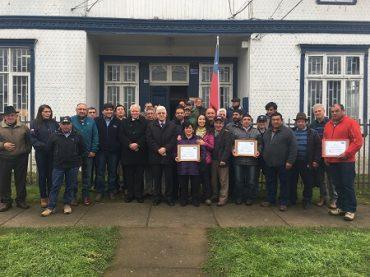 INDAP apoya a la pequeña agricultura de la comuna de Río Bueno