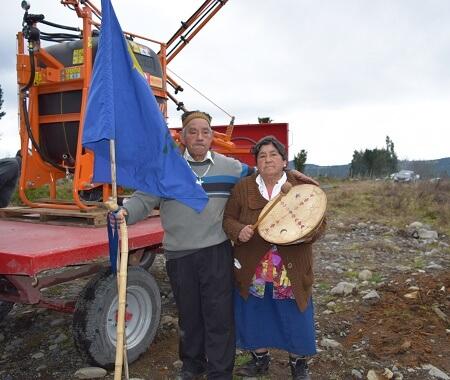 INDAP e INIA generan acuerdo para potenciar el trabajo con pueblos originarios