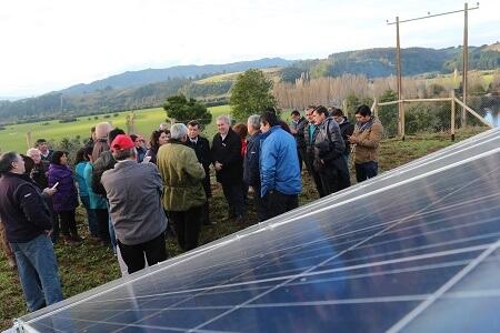 Comunidad indígena de San Pablo se beneficia del recurso hídrico con implementación de moderno proyecto de riego