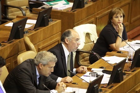 Cámara aprobó proyecto para que pescadores afectados por las marejadas no pierdan su inscripción en el Registro de Pesca Artesanal