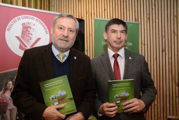 Facultades de Ciencias Agrarias y de Ciencias Veterinarias lanzan libro sobre Predios Agropecuarios de la UACh