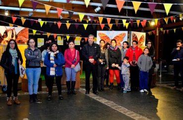 PAR Explora de CONICYT Los Ríos inauguró la Expo Interactiva Micra: Mariposas de Chile