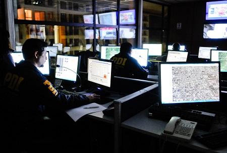 PDI Valdivia confirma primer ciberataque en la región de Los Ríos