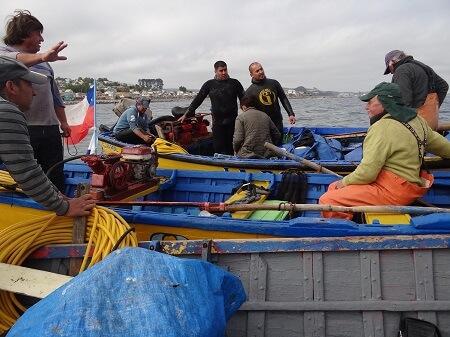 Con decepción reaccionan trabajadores pesqueros ante cambio de gabinete
