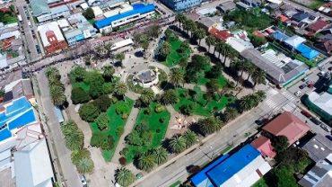 En un 21 % aumentan las áreas verdes en Lebu