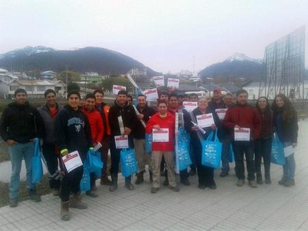 Programa Hogar + de la CChC Punta Arenas llega a Puerto Williams