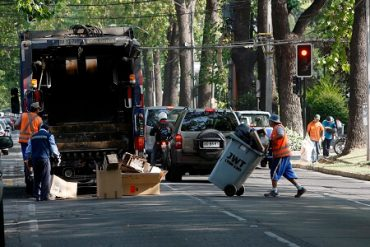 Diputado Bernardo Berger (RN): valoran aprobación de proyecto que mejora condiciones de trabajo de recolectores de basura