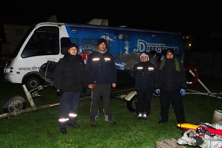 Sernapesca y Armada detectan 400 metros de red en Lago Llanquihue en operativo conjunto