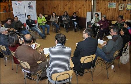 Representantes de comités de APR se capacitan para mejorar la gestión de sus sistemas