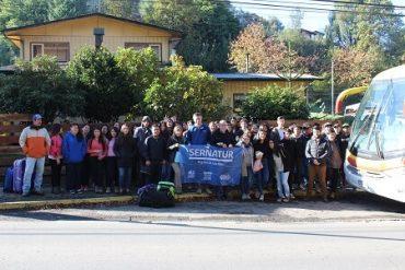 Gira de Estudio de Sernatur: ¡31 de mayo último plazo para postular a viajes por Chile!