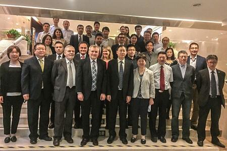 CONICYT junto con INACH y 8 investigadores visitan China para reforzar la cooperación científica en Antártica