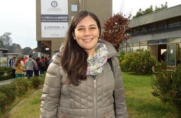 Alumna de Medicina USS Concepción en campaña para competir en el extranjero