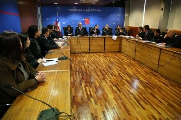 Autoridades del Biobíocoordinan Elecciones Primarias del domingo 2 de julio