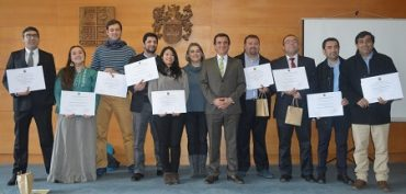 Certifican en Gestión de Innovación a 38 profesionales de la Región de Los Ríos