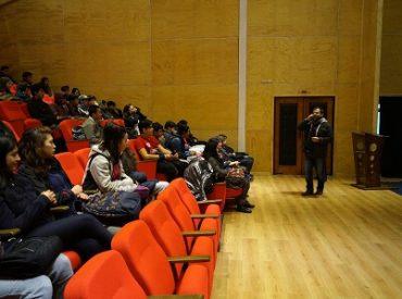 Cine foros escolares en comunas de la Región de Los Ríos