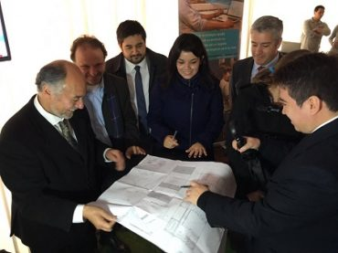Comienzan obras de construcción del Centro de Control de Tránsito en Valdivia
