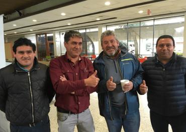 Comité de Manejo de la Bahía de Corral aborda temas de pesca responsable para el huepo y la navajuela