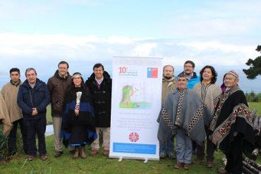 Comunidades indígenas de Mariquina se instruyen sobre el Sistema Previsional vigente