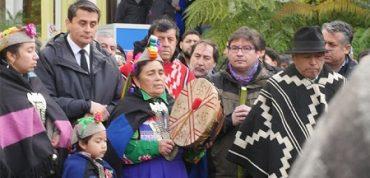 Con rogativa mapuche comienzan las celebraciones por el We Tripantu en La Araucanía
