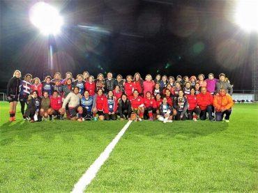 """Gustavo Villarroel, consejero regional por Coyhaique:""""Es un privilegio que tengamos jóvenes mujeres dedicadas al deporte y especialmente al rugby"""""""