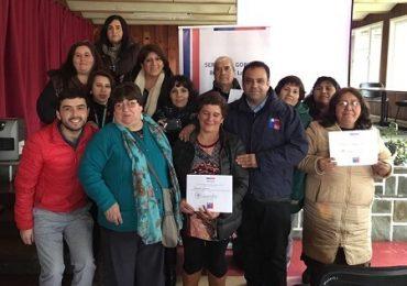 Dirigentes sociales de Panguipulli participaron en Escuela de Formación Ciudadana impartida por Segegob Los Ríos
