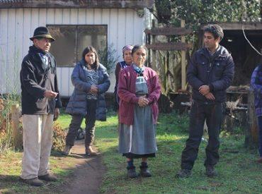Emprendedores turísticos mapuche finalizan ciclo de capacitación en terreno