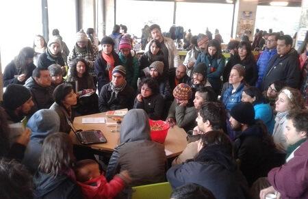 Gira PEDZE permite a productores de Aysén conocer diversas experiencias en Los Ríos