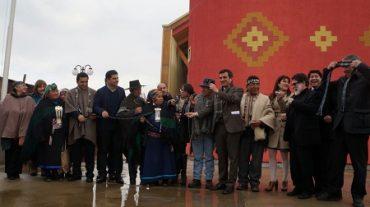 Inauguran oficialmente hogar para estudiantes mapuche en Los Ríos