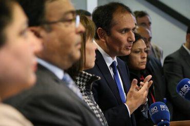 """Intendente Rodrigo Díaz:""""Este gabinete se siente orgulloso de formar parte de un Gobierno profundamente transformador"""""""