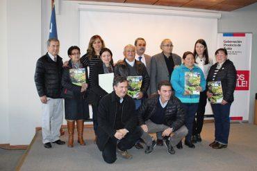 Ministerio de Agricultura concreta apoyo económico a pequeños propietarios forestales de Ñuble afectados por incendio