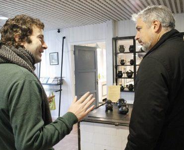 Ministro de Cultura cumplió dos días de intensa jornada en la Región de Los Ríos