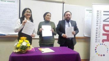 PRODEMU y líderes mapuche de La Araucanía construyenpropuesta de trabajo para avanzar en igualdad de género