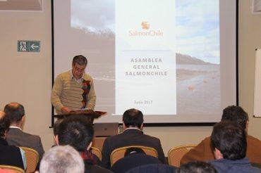 SalmonChile realizó asamblea anual de socios