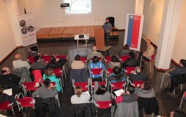 Se realizó taller para usar bien la energía en los servicios públicos de la Región de Aysén
