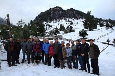 Seminario taller de caminos intraprediales analiza resultado de este programa Indap PEDZE en la Región de Aysén