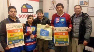 «Sodimac» se une a campaña municipal de reducción bolsas plásticas en Valdivia