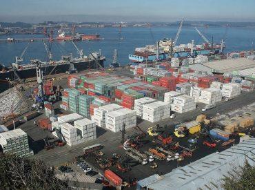 Desembarque pesquero de la Región del Biobío aumentó 53,8% en diciembre de 2018