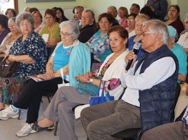 Más de 500 adultos mayores de Los Ríos serán beneficiados con la rebaja del 5% en créditos sociales