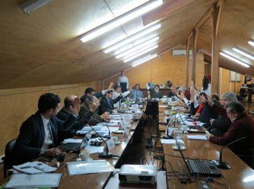Aprobaron recursos para proyectos de seguridad ciudadana en comunas de la región