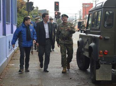 Autoridades Civiles y Militares supervisaron locales de votación ante elecciones Primarias Presidenciales en Los Ríos